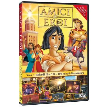 Amici ed Eroi - Serie 1 Volume 4 Episodi da 10 a 13