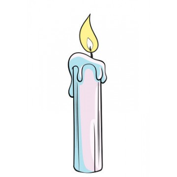Accendi la candela!